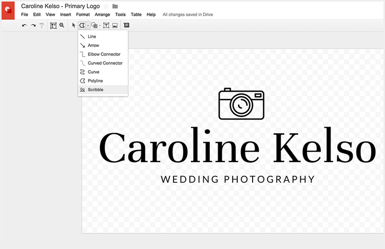 Adding custom effects to a logo without Photoshop