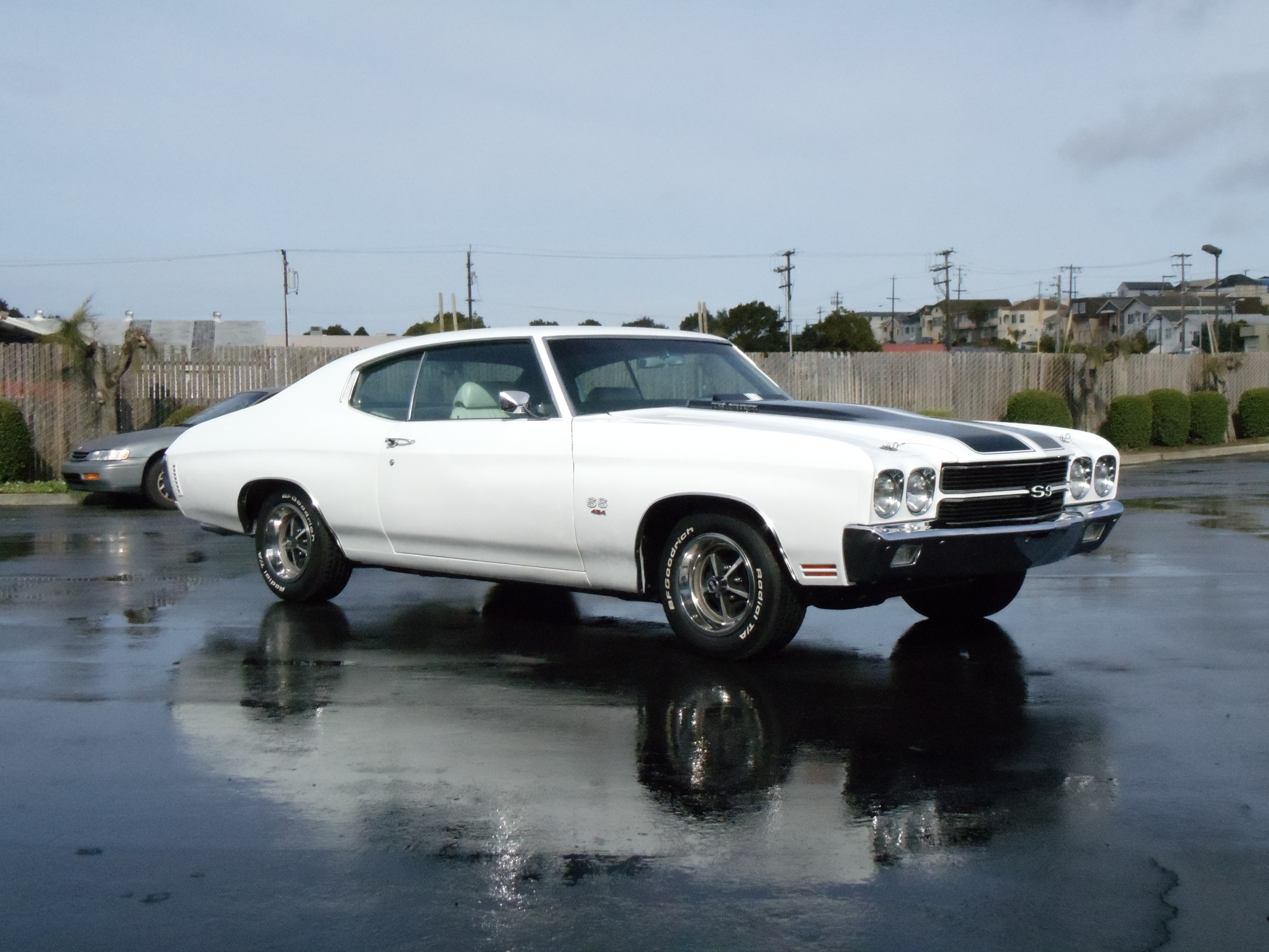 1970 Chevy SS Chevelle LS6