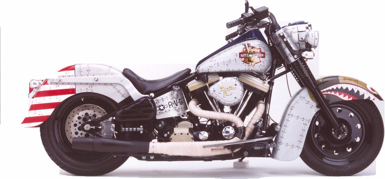 1991 HD Softail. First Custom Bike Build 1987