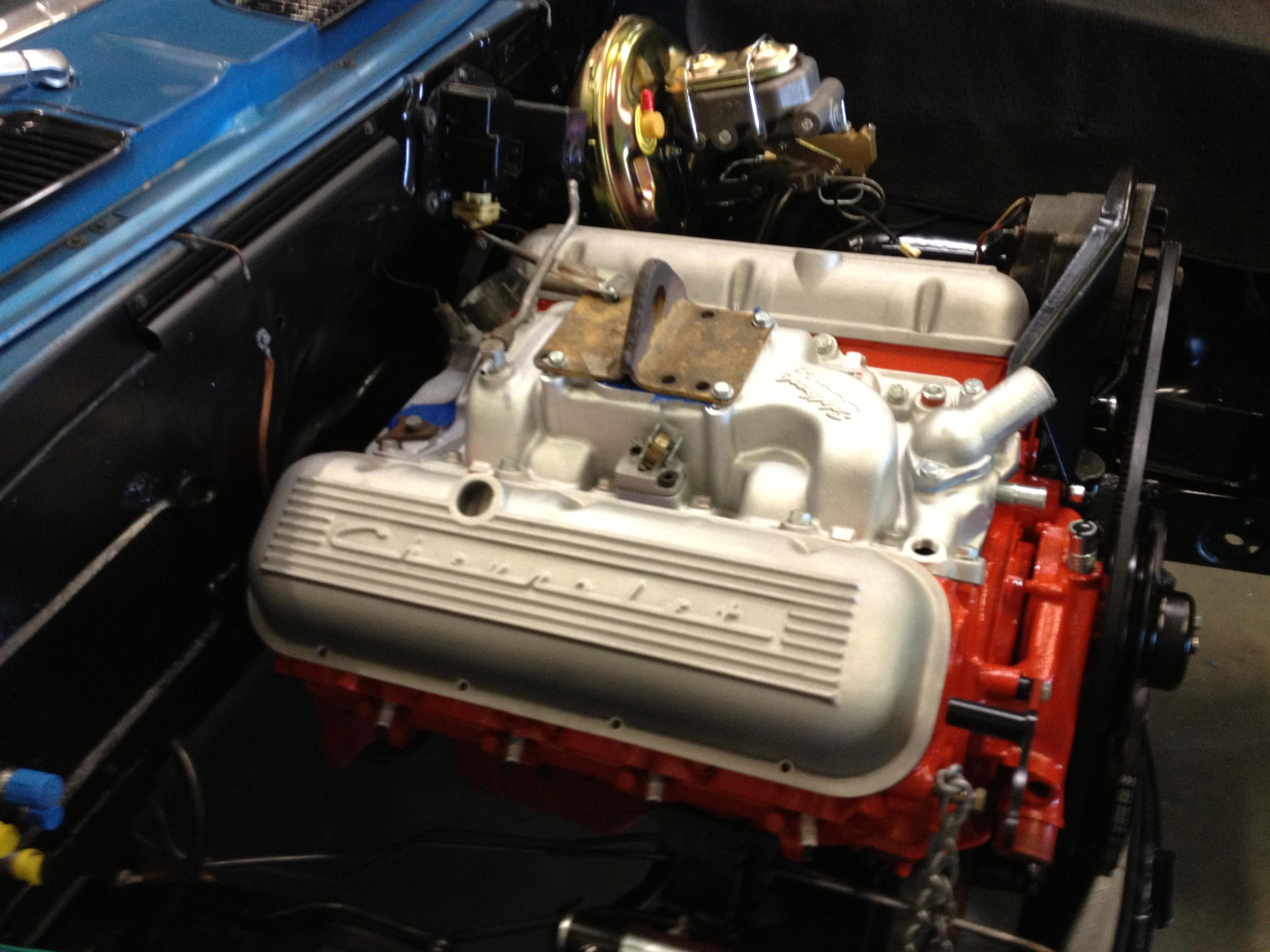 1968 Chevy Camaro BBC 396