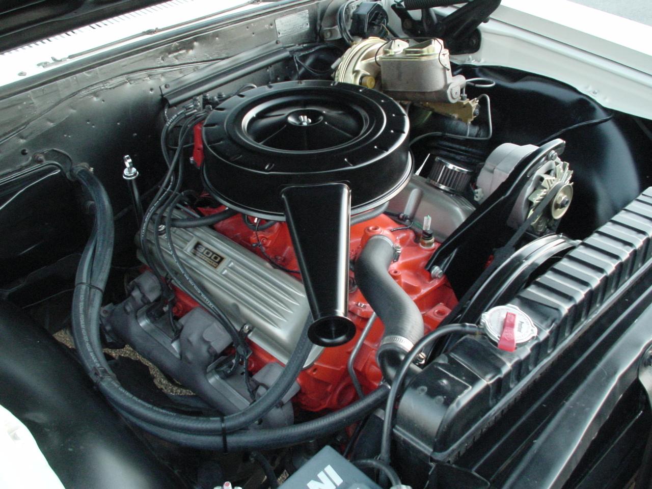 1965 Chevy Chevelle Hardtop