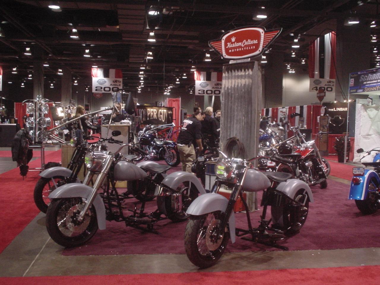 Cincinnati V-Twin Trade Show