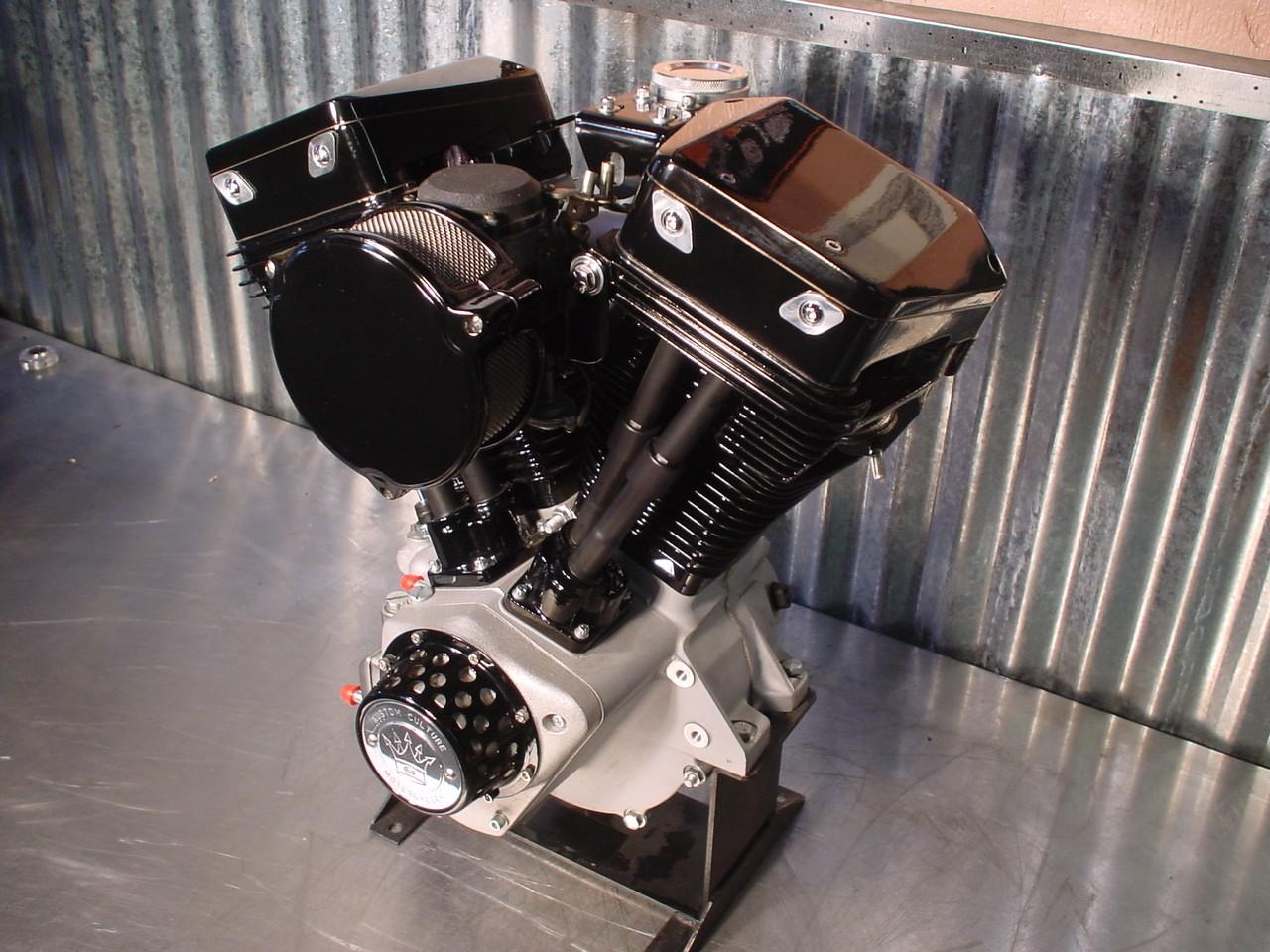 KCM HD Super 80 Evo Engine