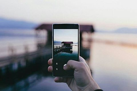 """Our account is a never-ending photo exhibition that inspires people to challenge how they think about smartphone photography,"" says Emmanuel Peype, Digital Marketer at @oneplustech.  Via @instagramforbusiness"