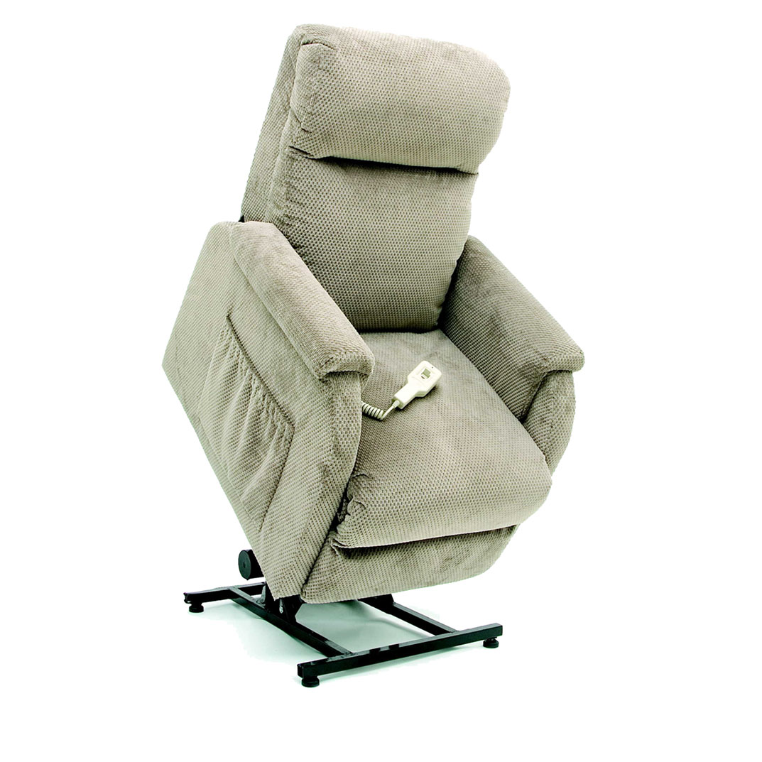 Pride C1 - 3-position, petite to small chaise lounger