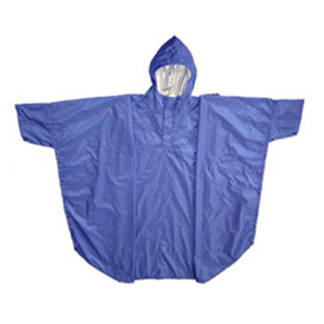 Poncho - Arrive at your destination clean and dry