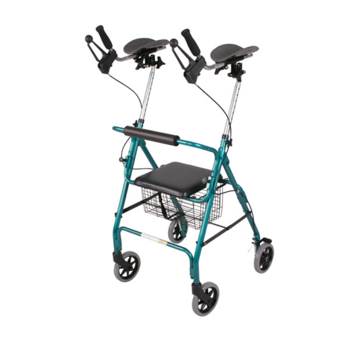 Gutter Walking Frame - Brakes & basket availableVisit the store to learn more →