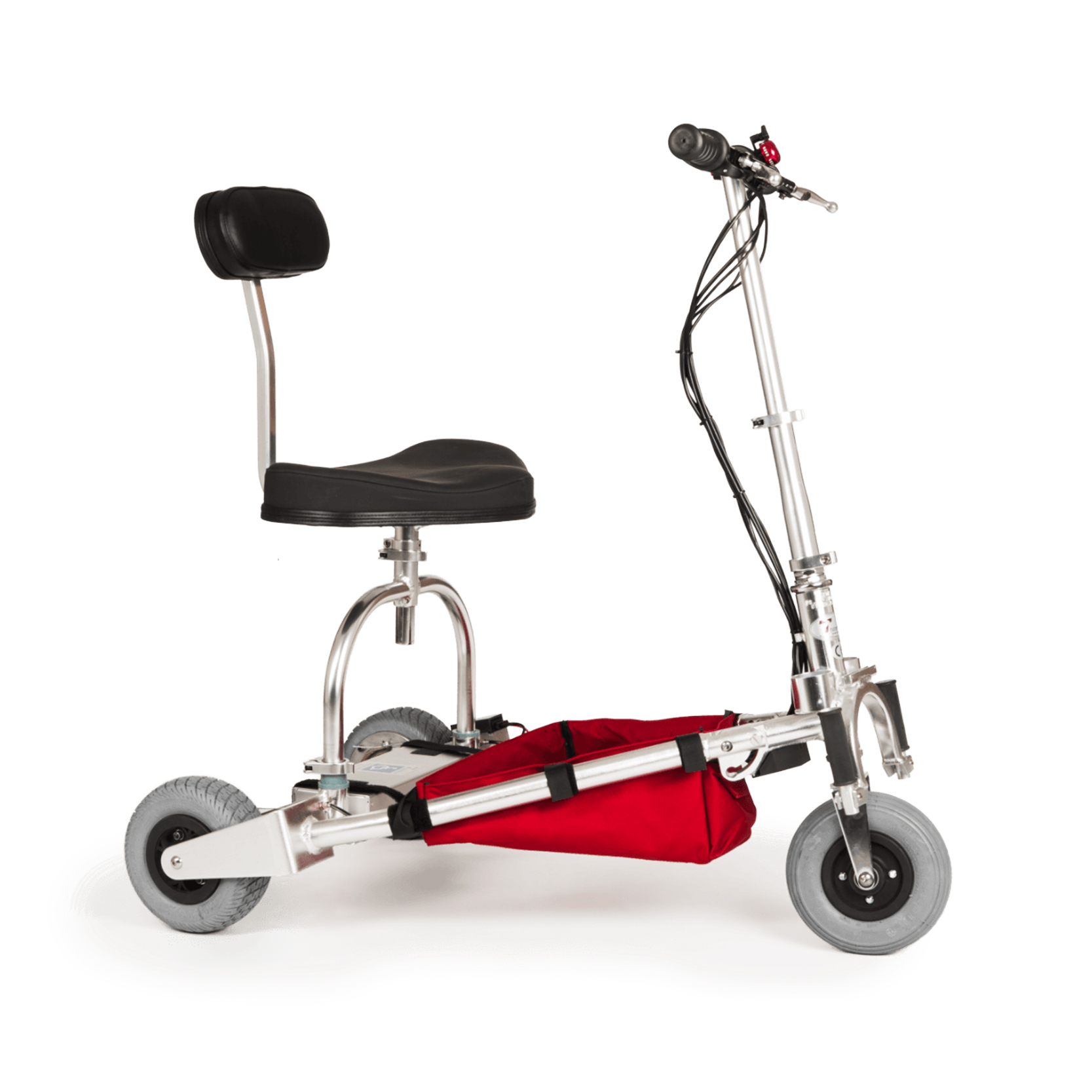 TravelScoot - Worlds lightest mobility scooter. Only 16kgs