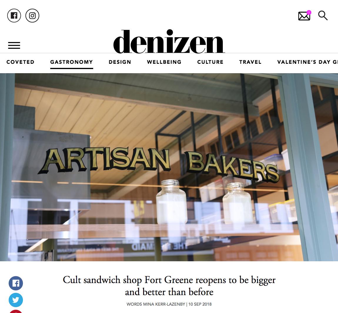 The Denizen  - Fort Greene