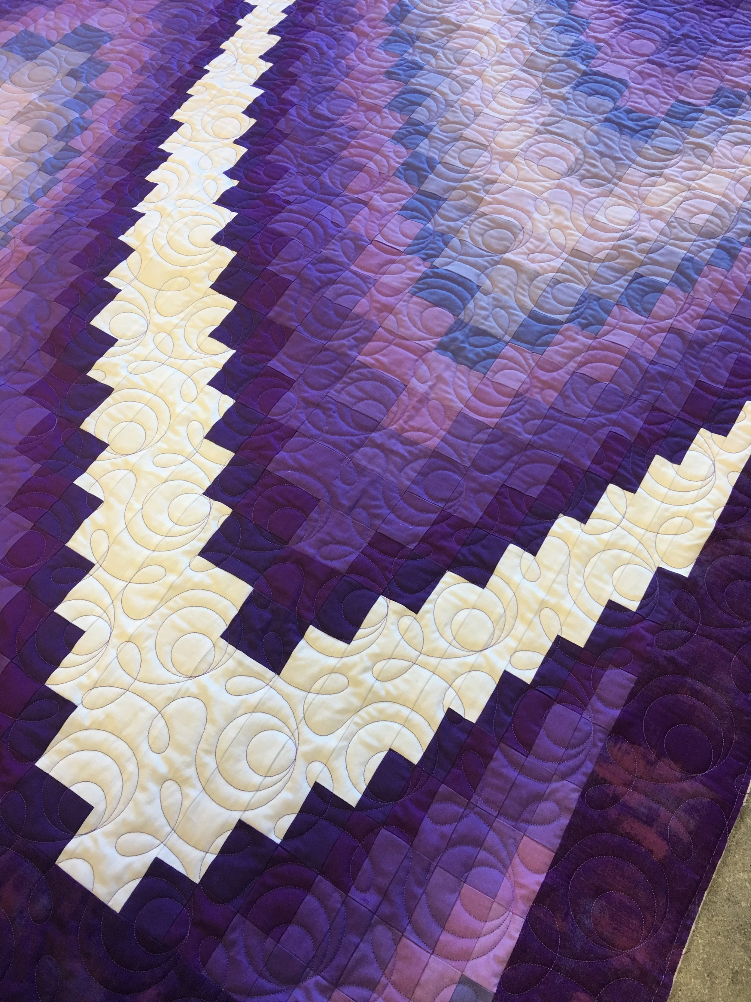 Quilting Design: Ginger Snap