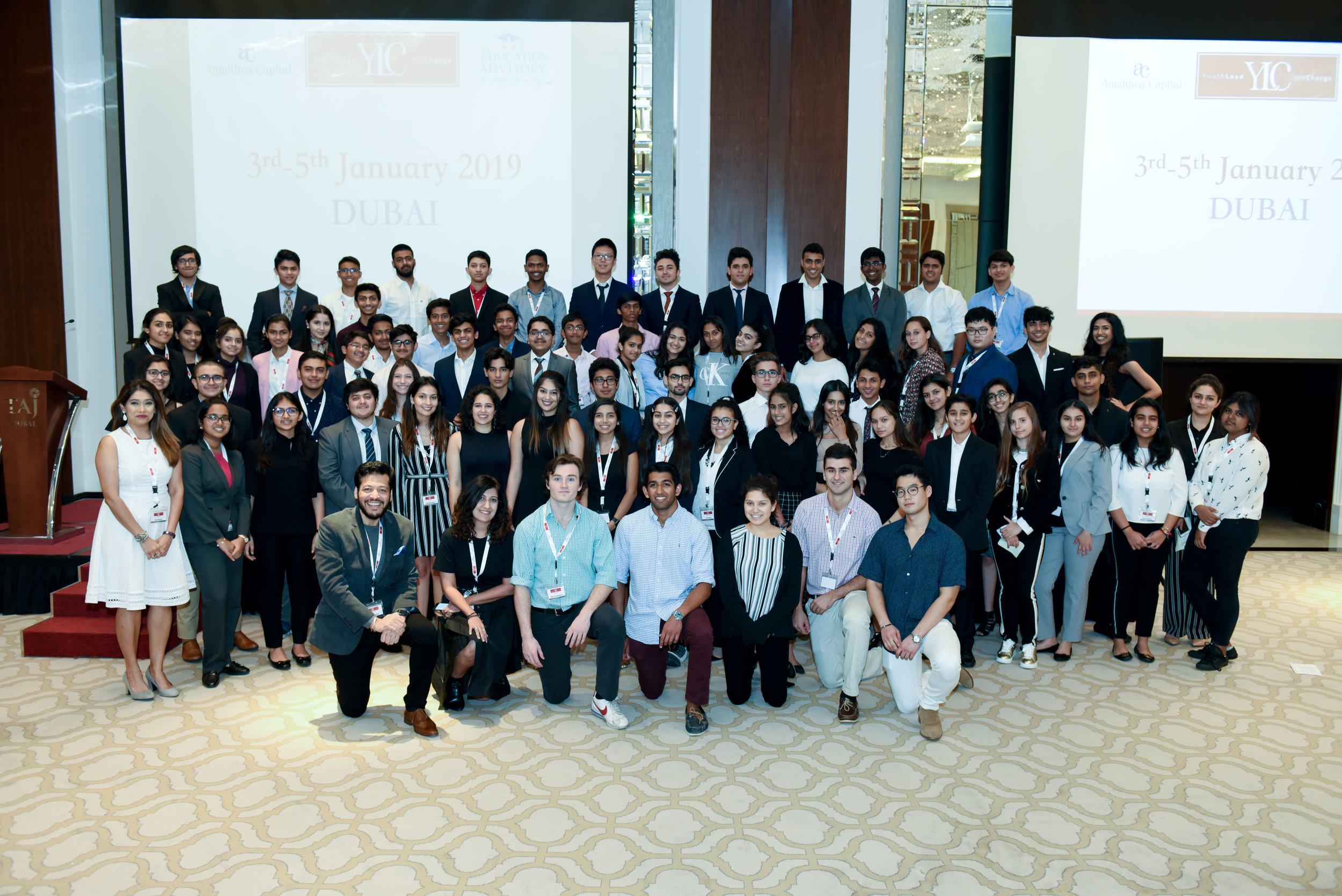 YLC Dubai 2019