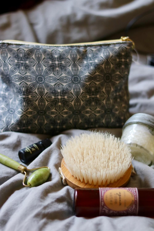 My Minimalist Skin Care Essentials + My Fave DIY Face Scrub