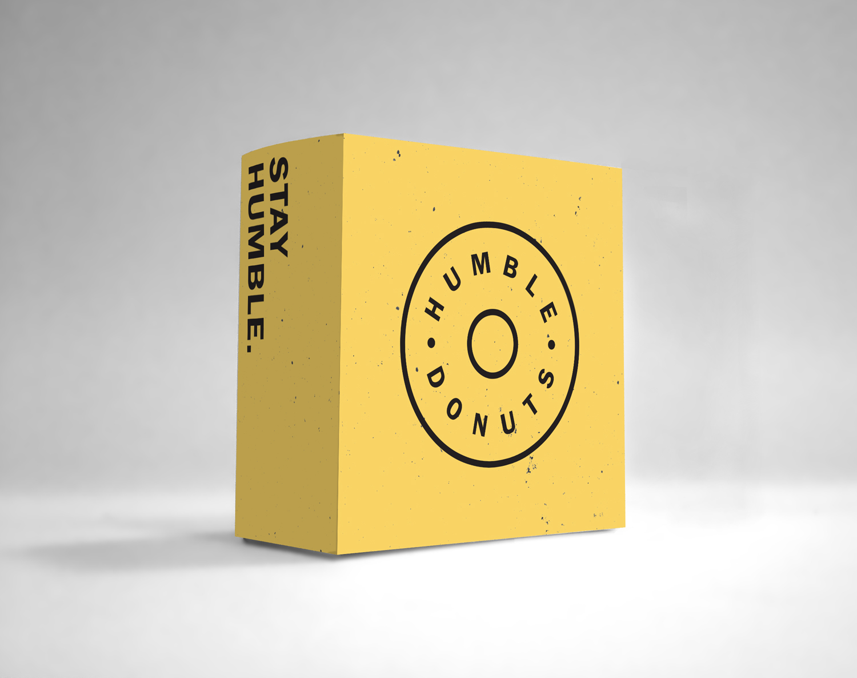 Humble Donuts - Brand Development
