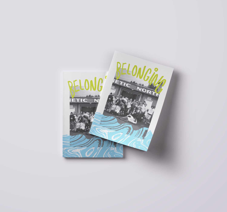 Belonging - Publication Design