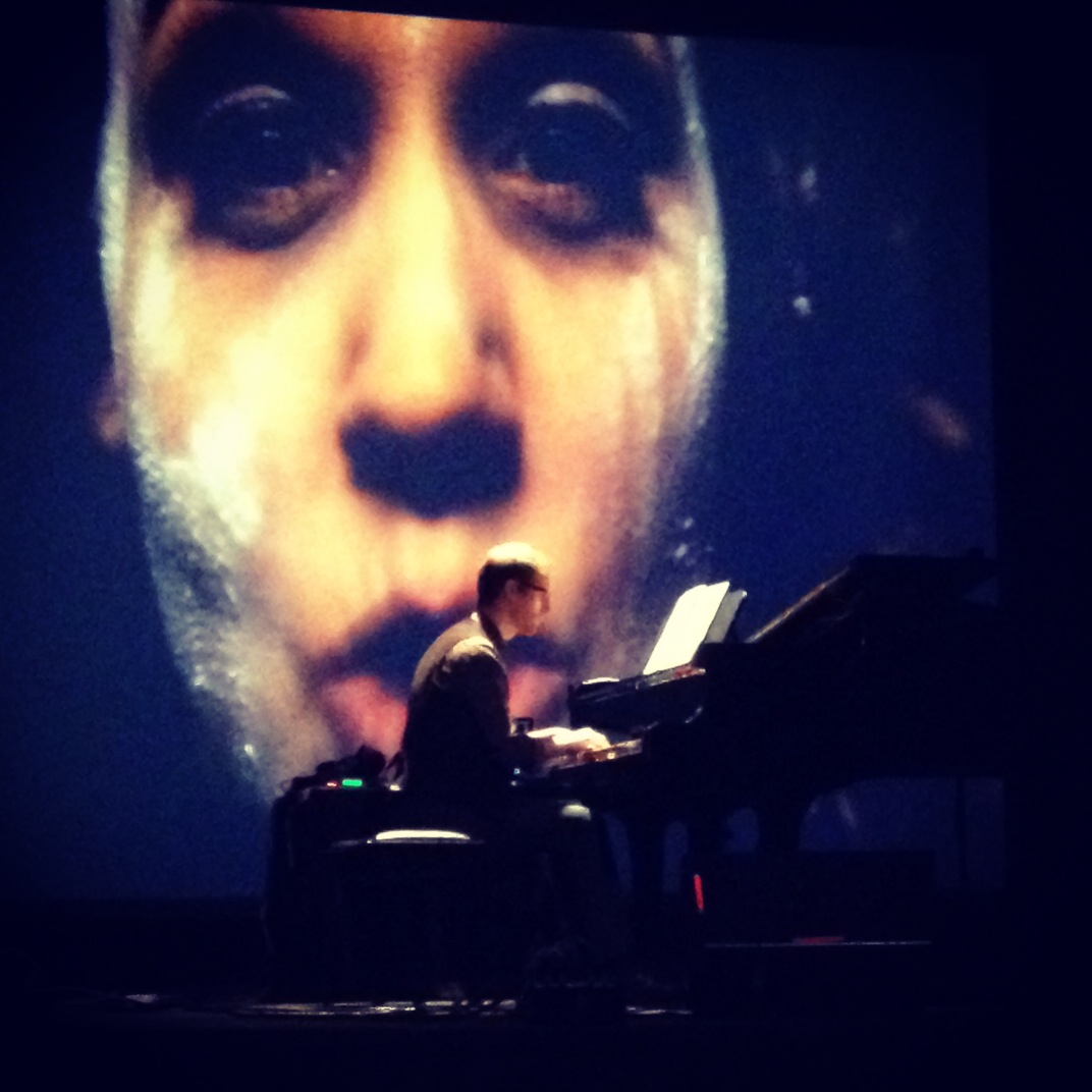 Keith Kirchoff performing Medusa in Fragments at NYCEMF 2014