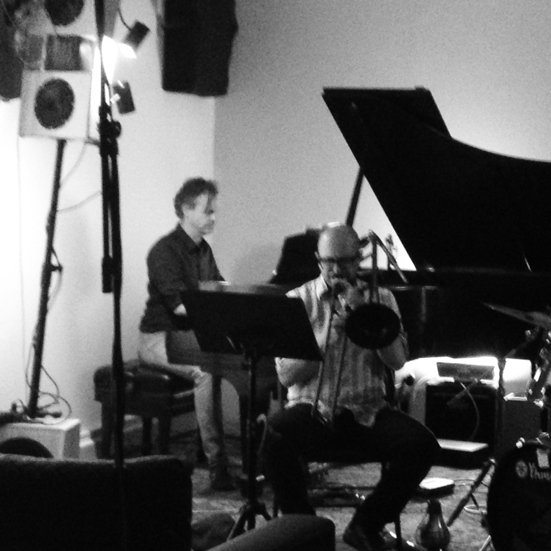 RICKSPLUND performing Asplund's Ghost Speech at Spectrum NYC