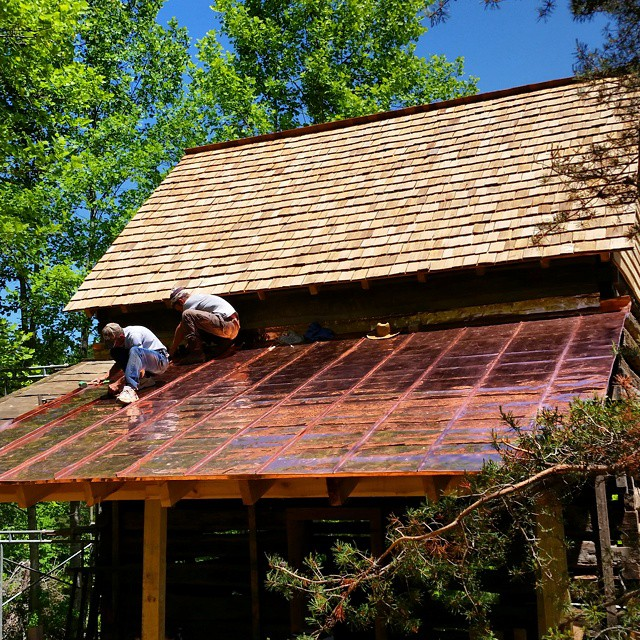 Sloped Roof Applications