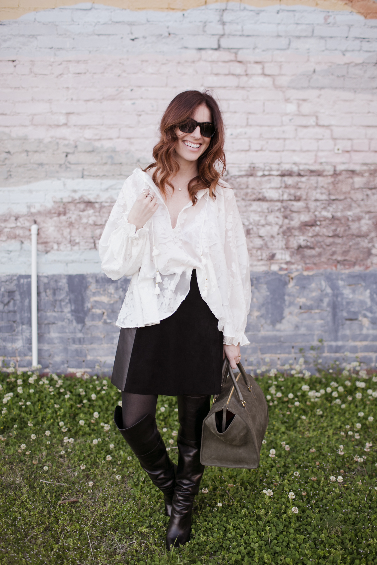 Eldridge Edit_Anna_E_Cottrell_Tulip_Louise_Fashion_Blogger_White_Rachel_Zoe_Blouse_Suede_and_Leather_Veda_Mini_Skirt_Ralph_Lauren_Over_the_knee_boot_spring_summer_trends_2016_salt_sunglasses_vintage_2.jpg