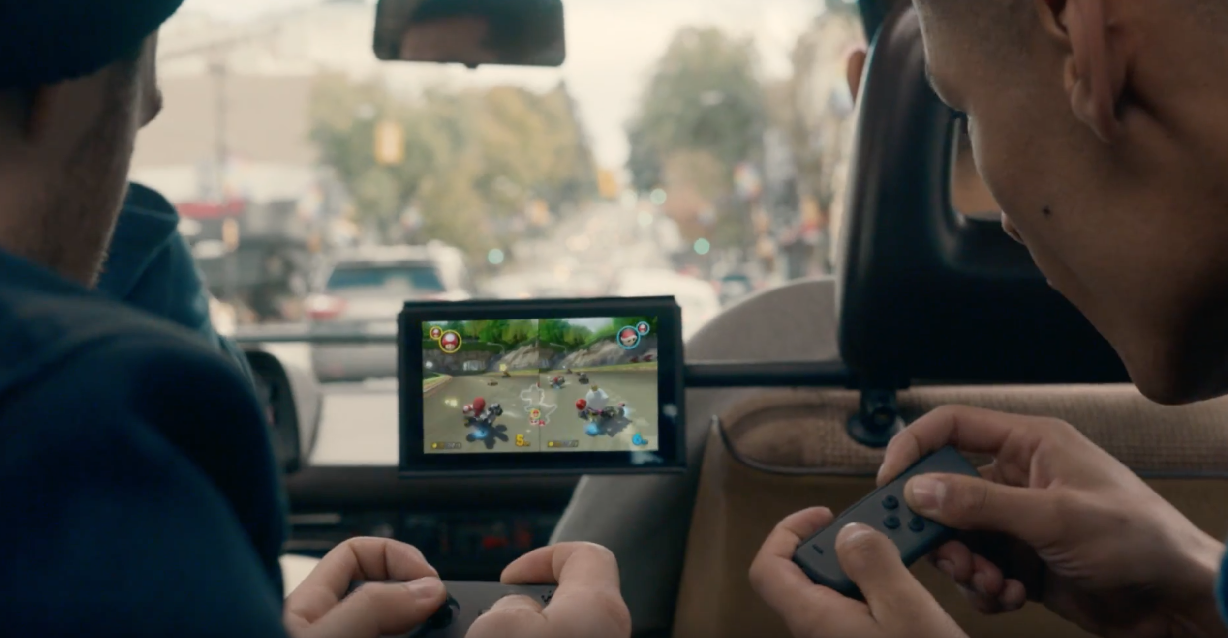 Some might feel the Switch's gimmick detracts more than attracts. Product positioning will be key.