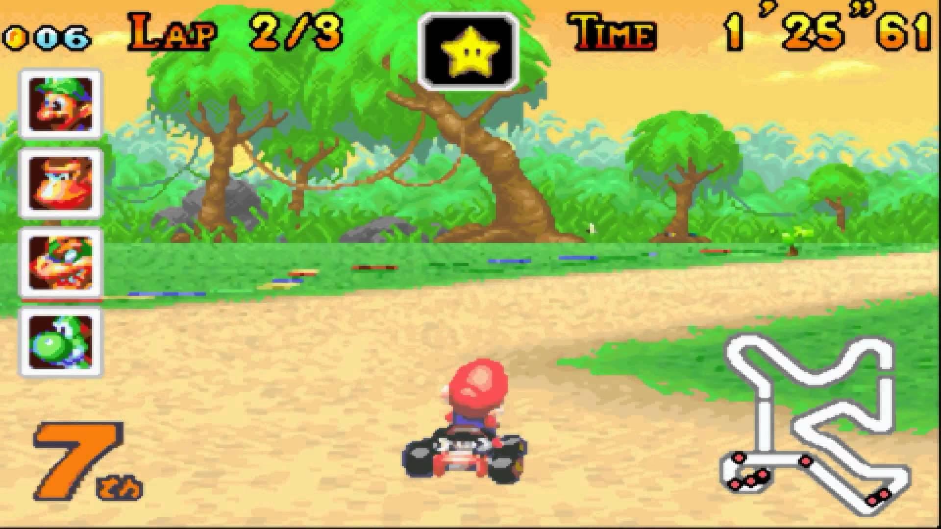 Mario Kart: Super Circuit (2001)