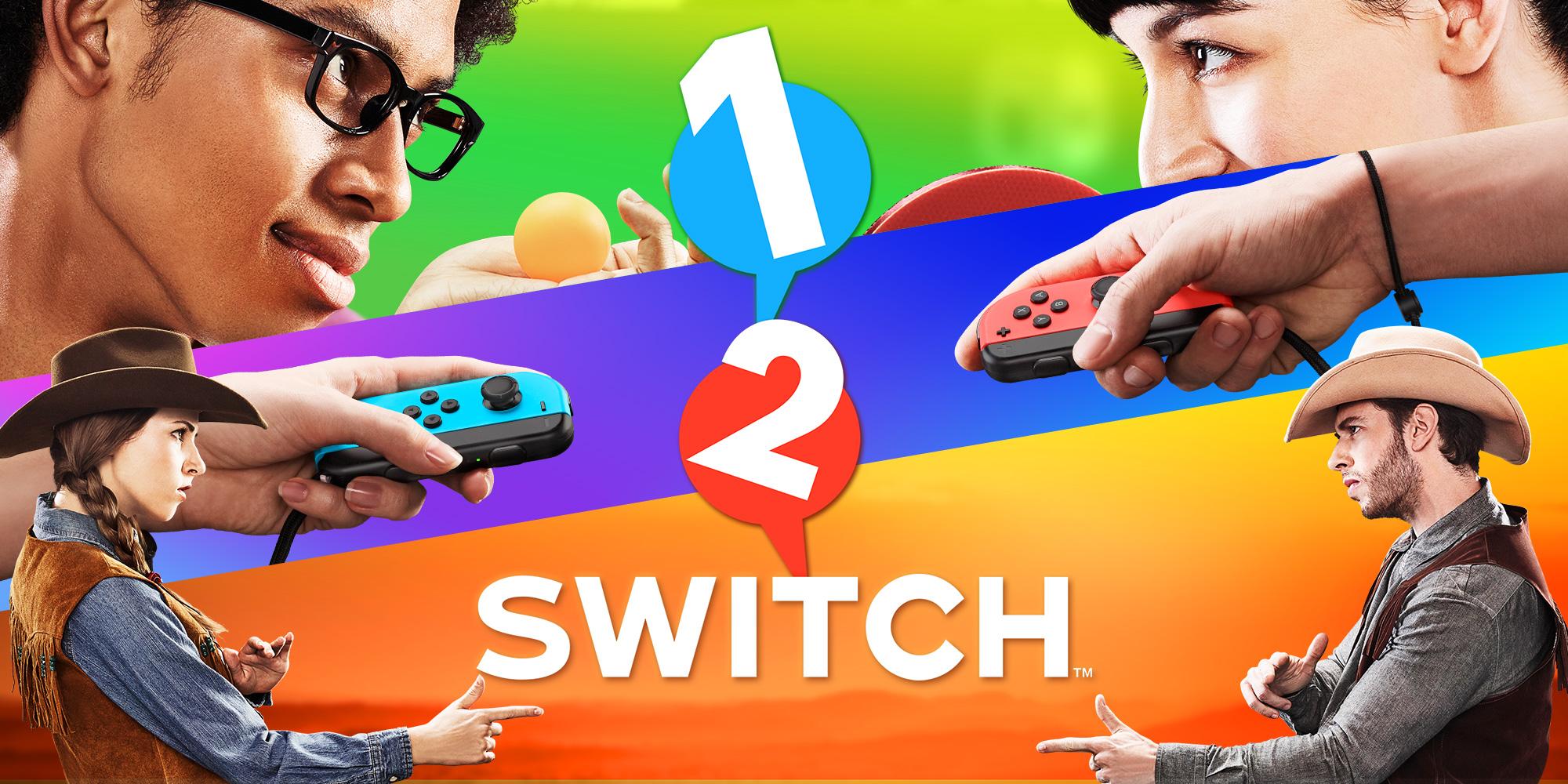 1-2 Switch Screenshot
