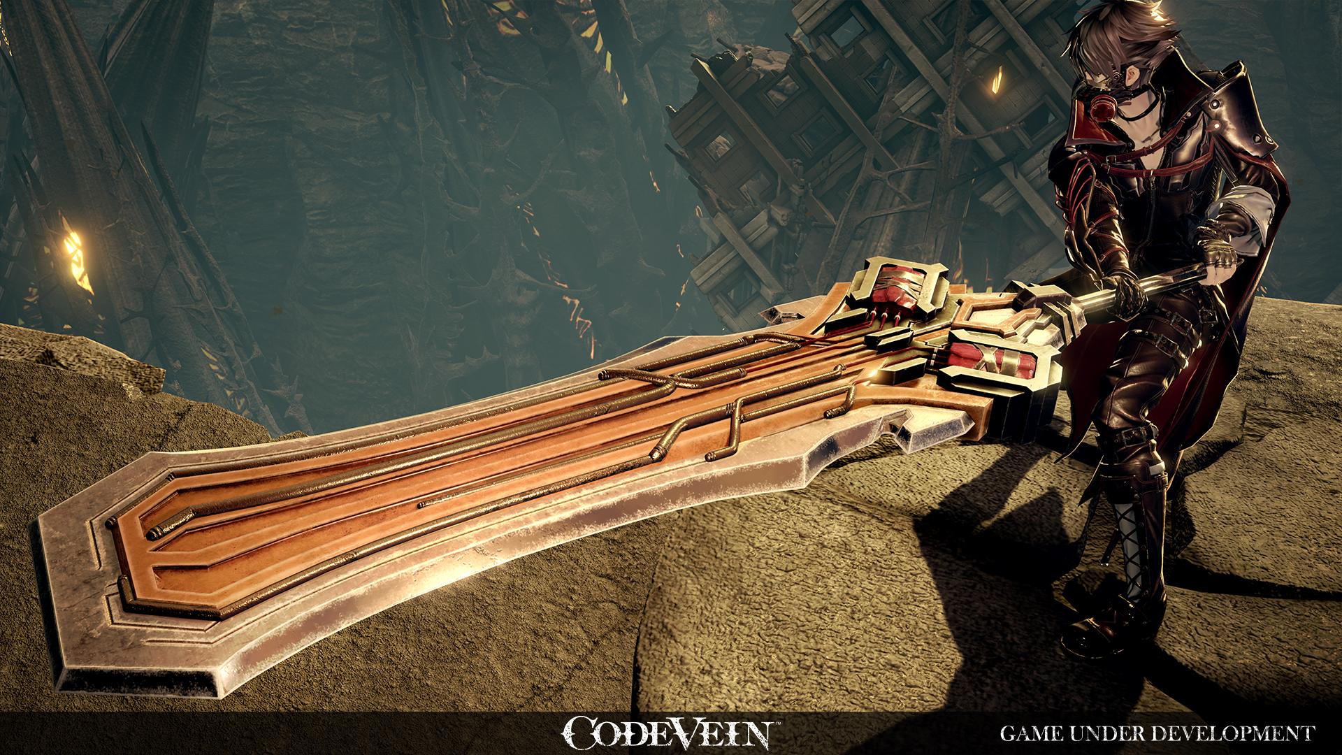 Code Vein Screenshot 02