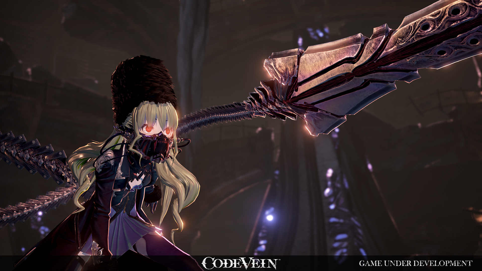 Code Vein Screenshot 08