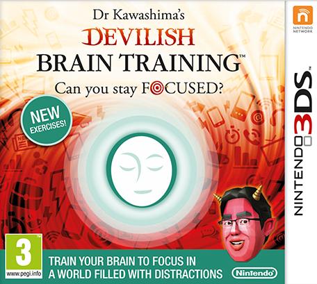 Dr Kawashima's Devilish Brain training.