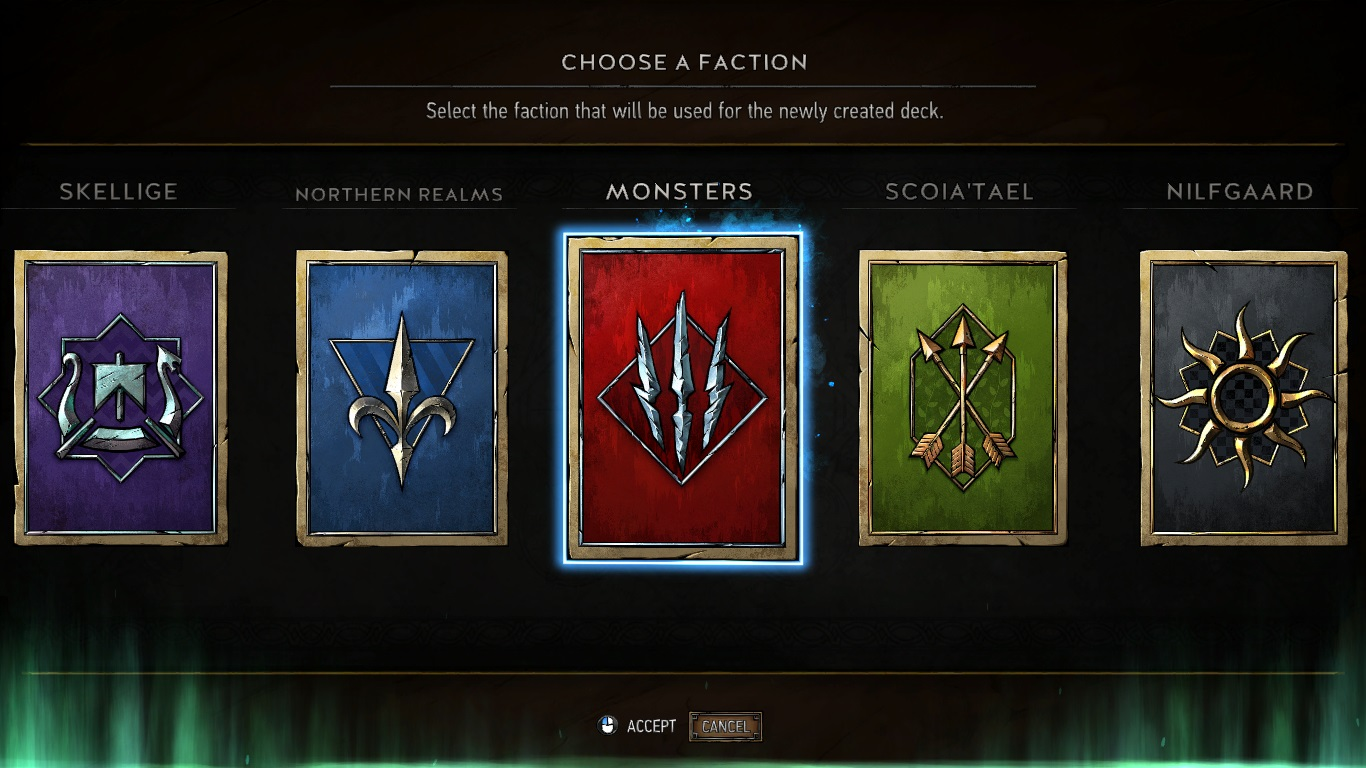 Each faction has their own strengths and weaknesses. There's no dominating faction so far, but the weather mechanic is something to look out for.