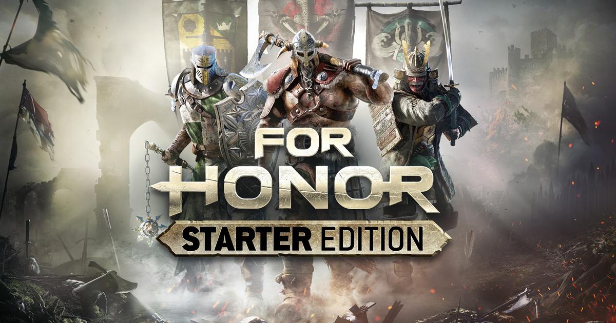 For Honor Starter Edition Thumb.jpg