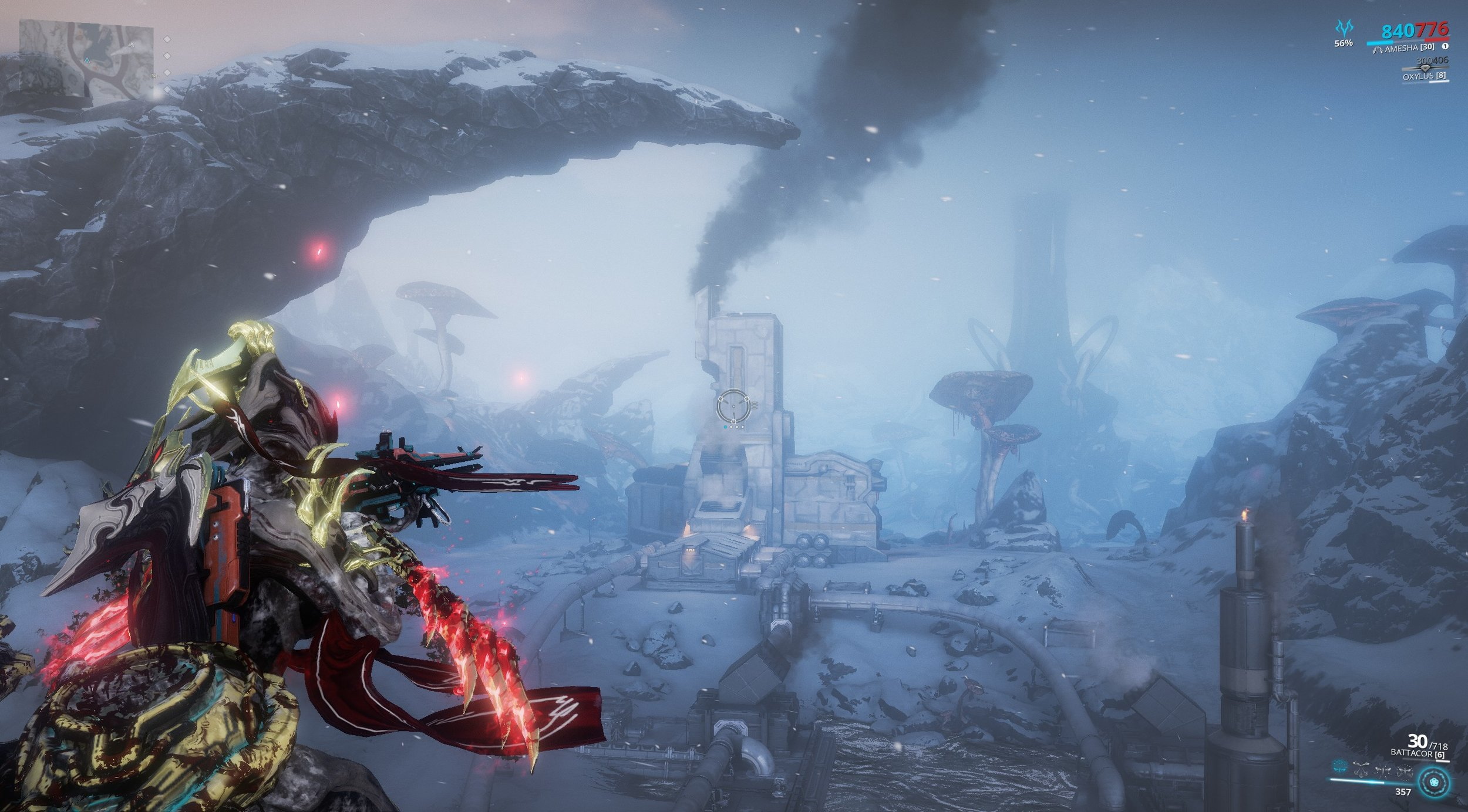 A look at Fortuna from the outside.