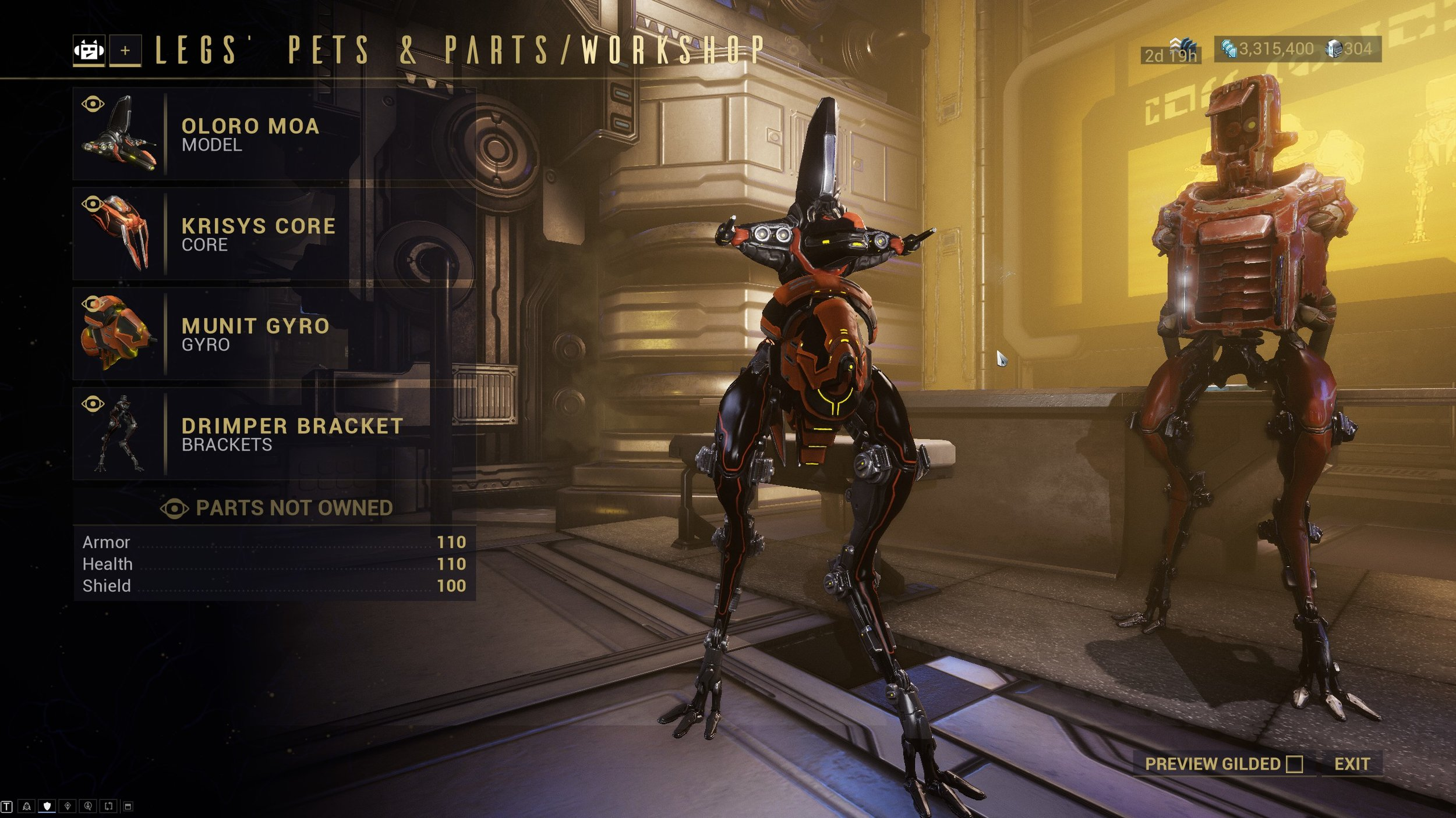 Make your own MOA in  Fortuna .