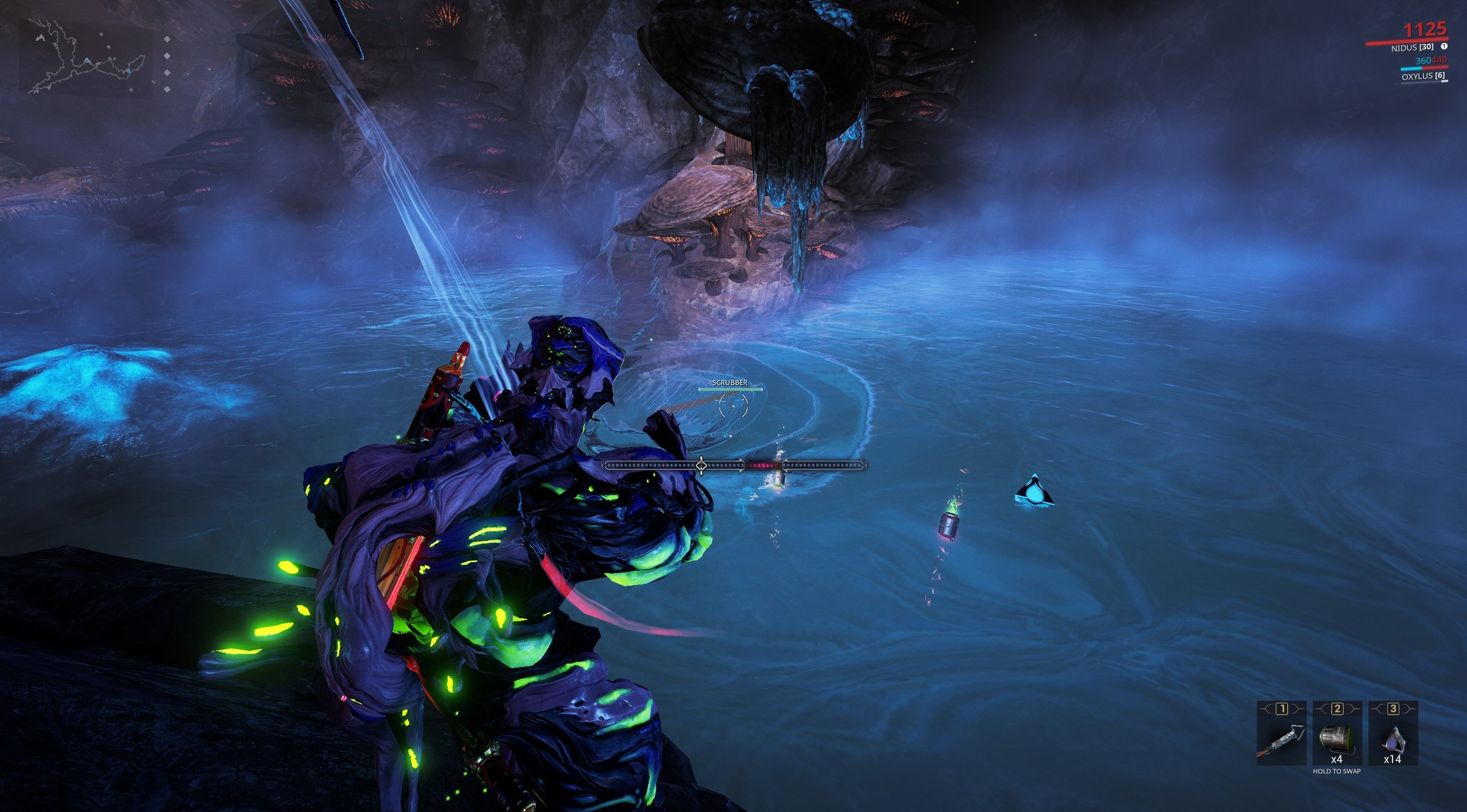 Fishing in Fortuna. Why not.
