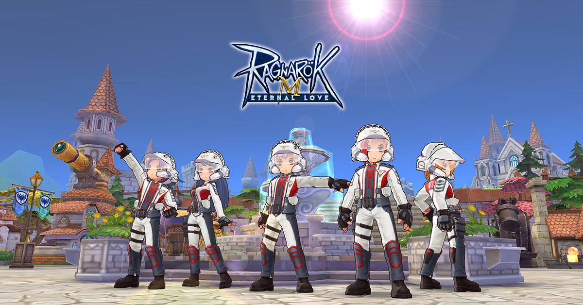 From Far Across Time And Space, Ultraman Arrives In Ragnarok M — Too