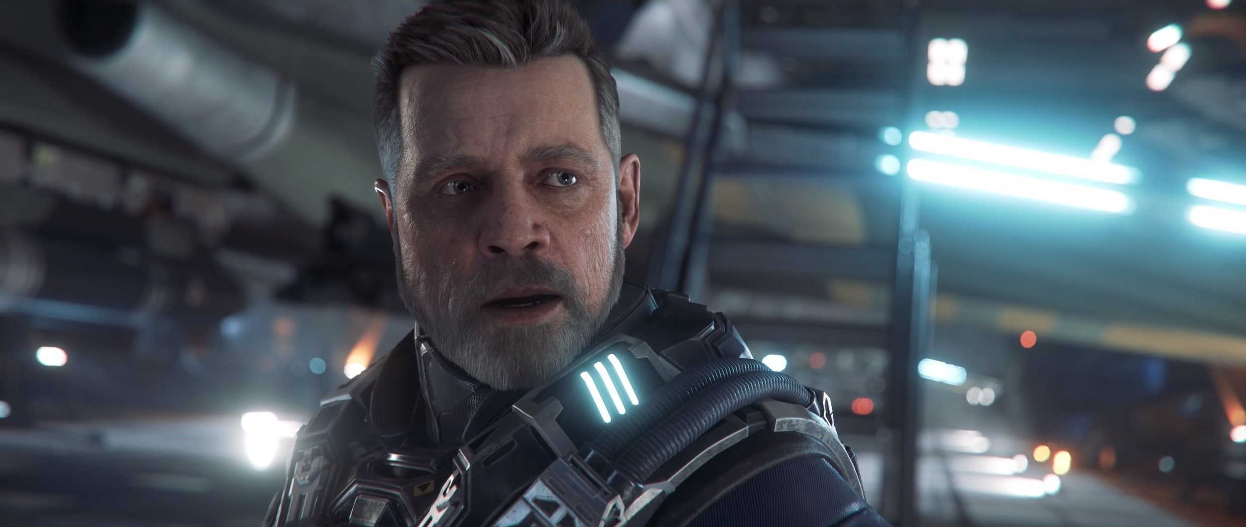 Mark Hamill, Gillian Anderson and Gary Oldman are a few of the big-ticket Hollywood names that Cloud Imperium Games paid to star in  Star Citizen 's  single-player campaign.