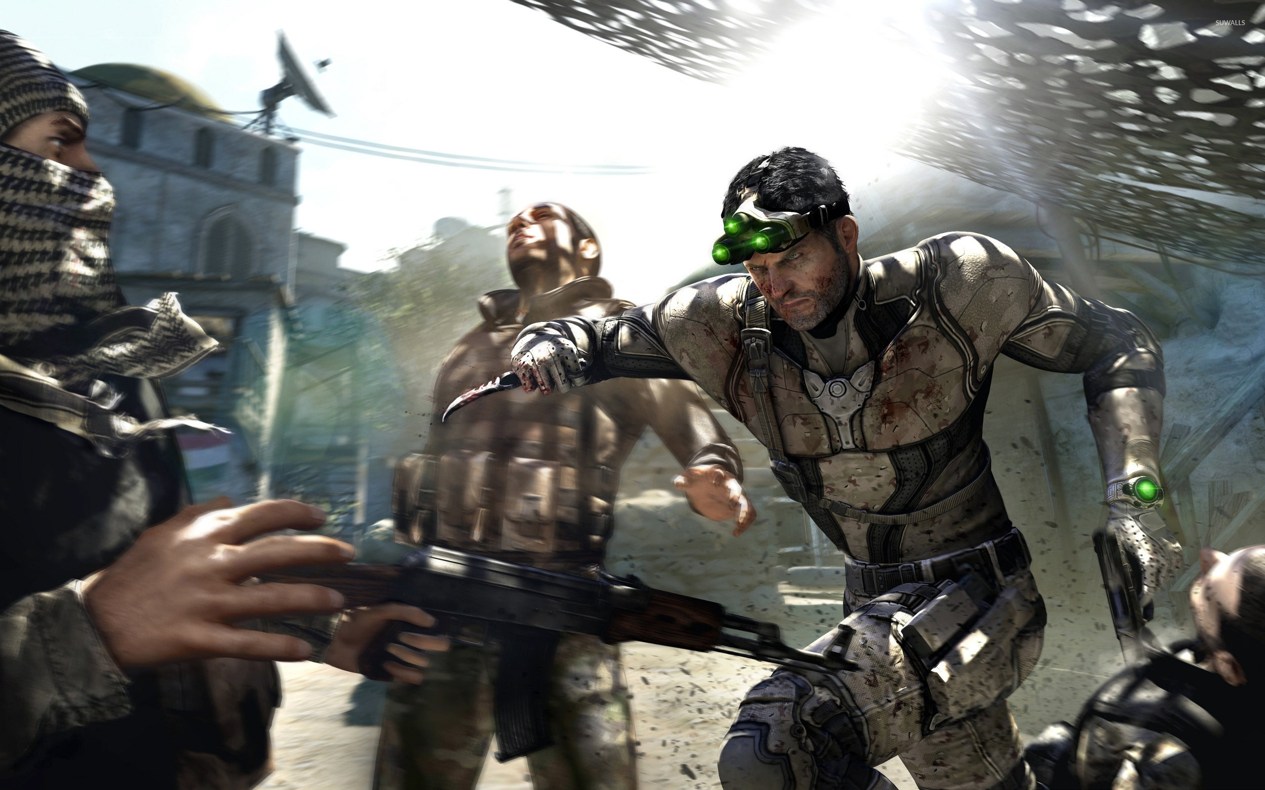 Tom Clancy's Splinter Cell 2019
