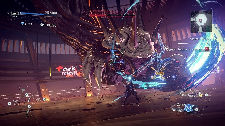 Astral chain gameplay 2019