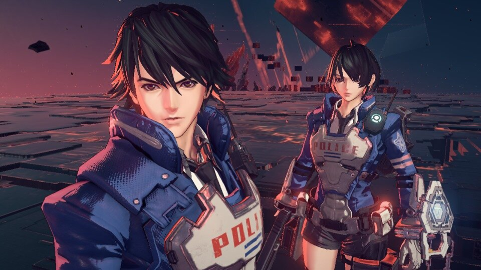 Astral Chain Nintendo Switch 2019