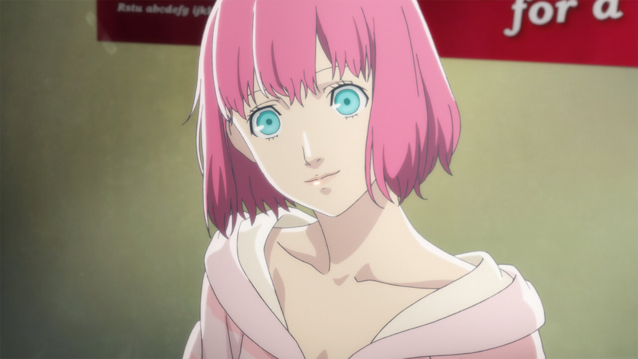 Rin, the new character only in Catherine: Full Body.