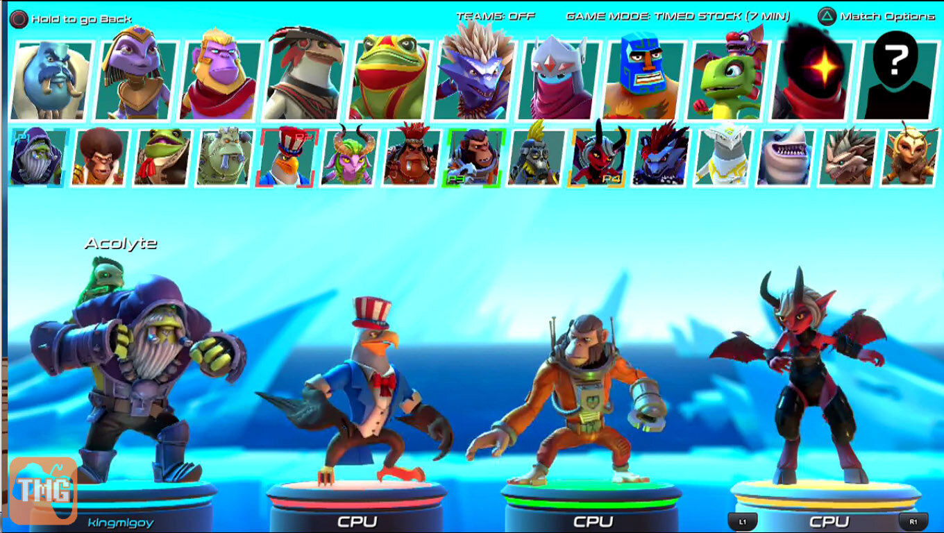 Brawlout Deluxe Edition Review - The Fight Is On, But It Ain't Quite Donkey Kong — Too Much Gaming   Video Games Reviews, News, & Guides