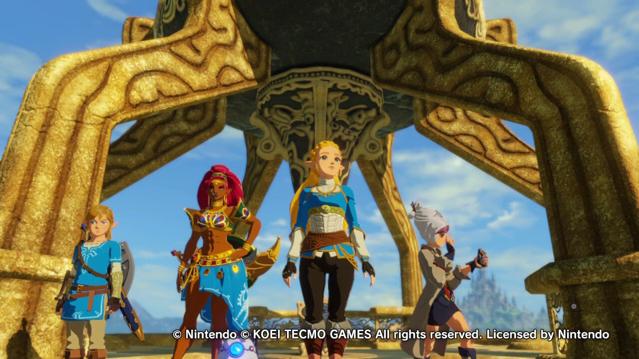 Hyrule Warriors Age Of Calamity Review Baby It S A Wild War Too Much Gaming Video Games Reviews News Guides