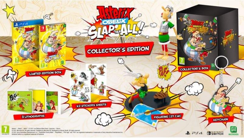 Asterix_Obelix Slap Them All! Collector's Edition.JPG