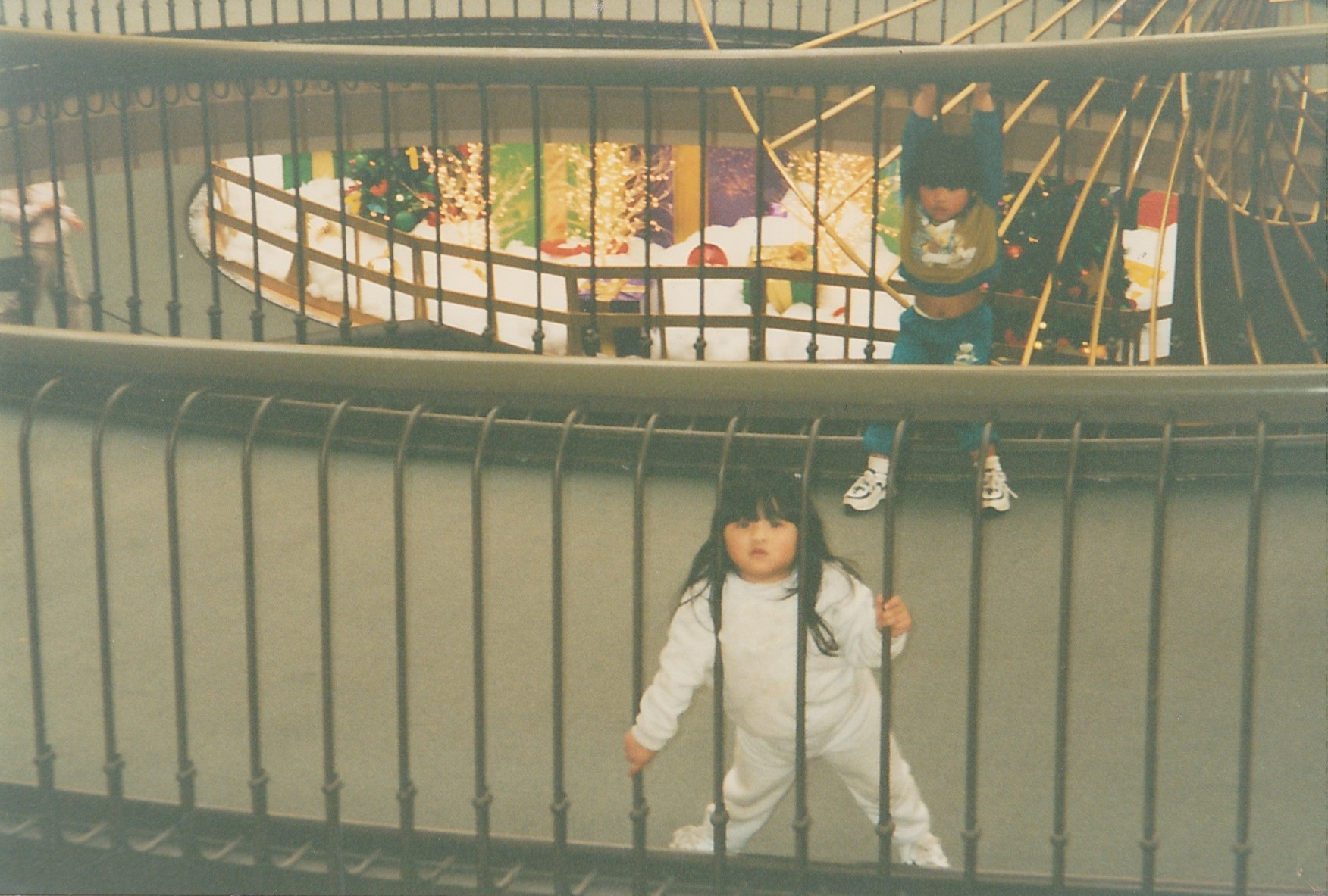 circa '96 - Location: Hilltop Mall/Richmond, CA