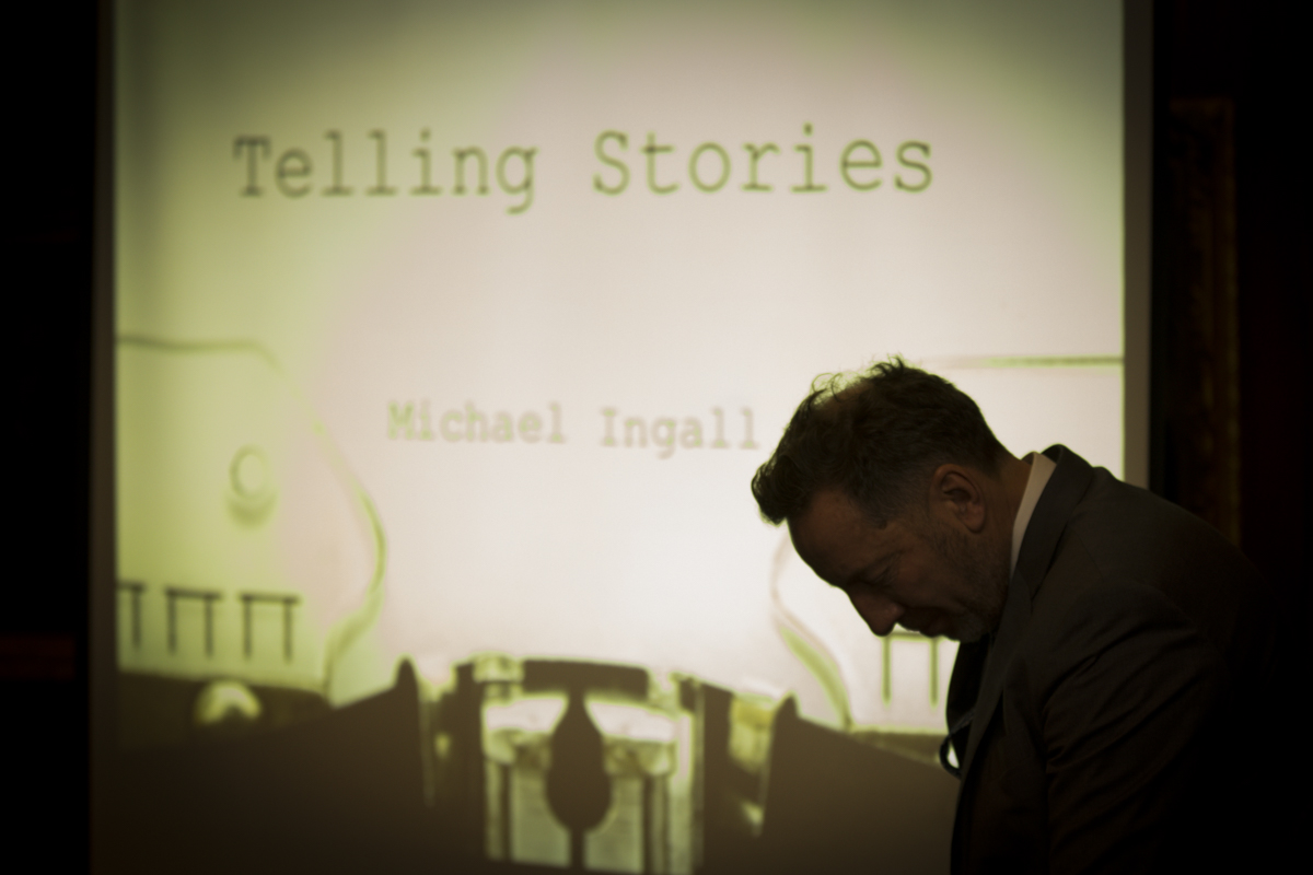 Developer of the Decade, Michael Ingall was very special
