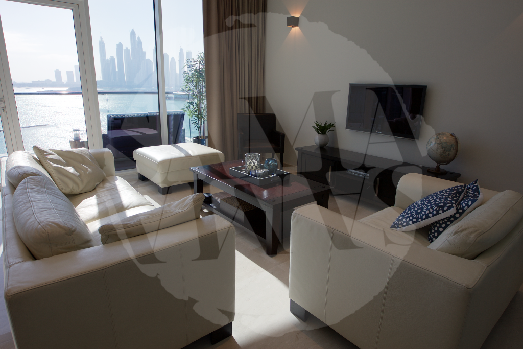 Relax with a view on high quality real leather sofas