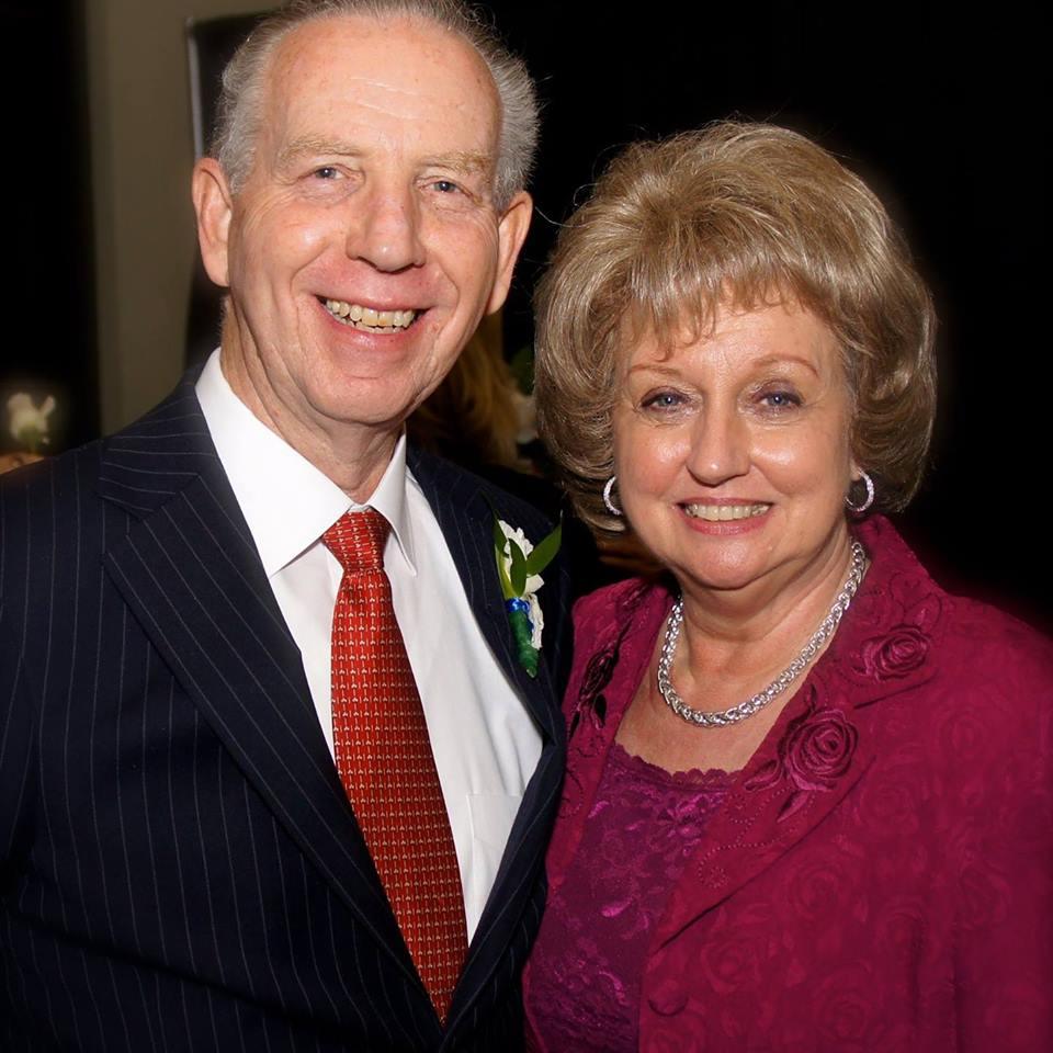 Ken and Linda Benintendi