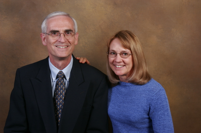 Bill and Diane Jackson
