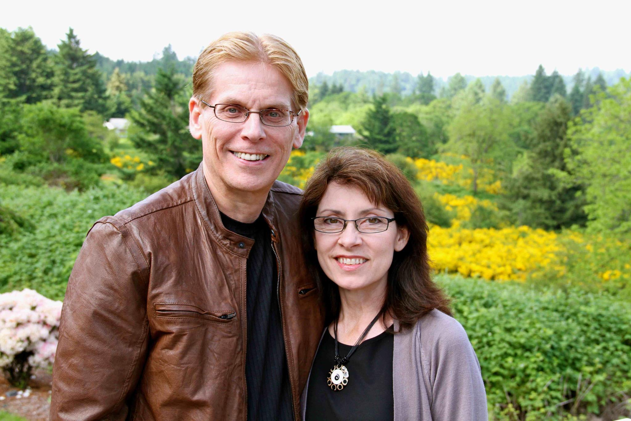 John and Carolyn Stewart
