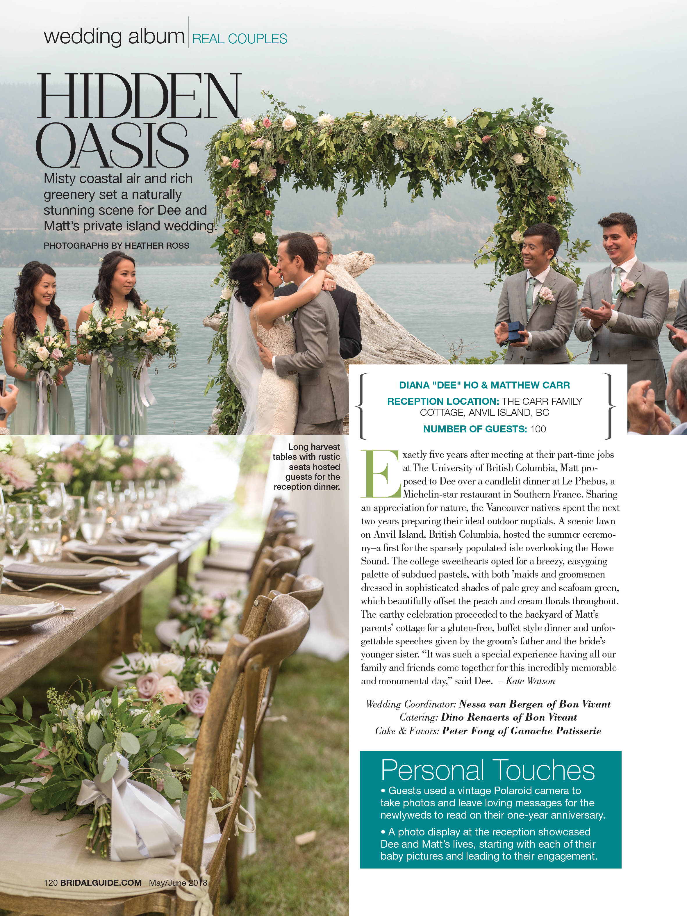 Bridal Guide page 1
