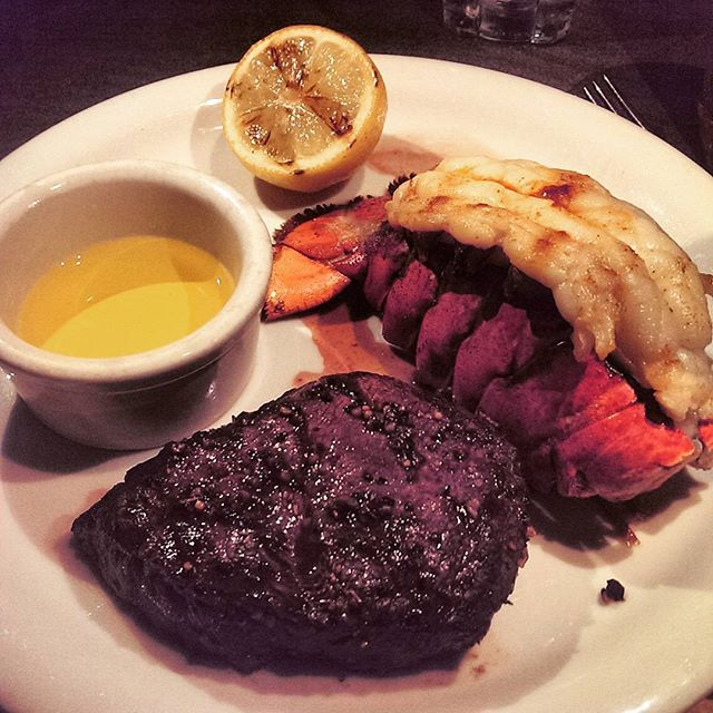 #steak #lobster #dinner #casinoarizona